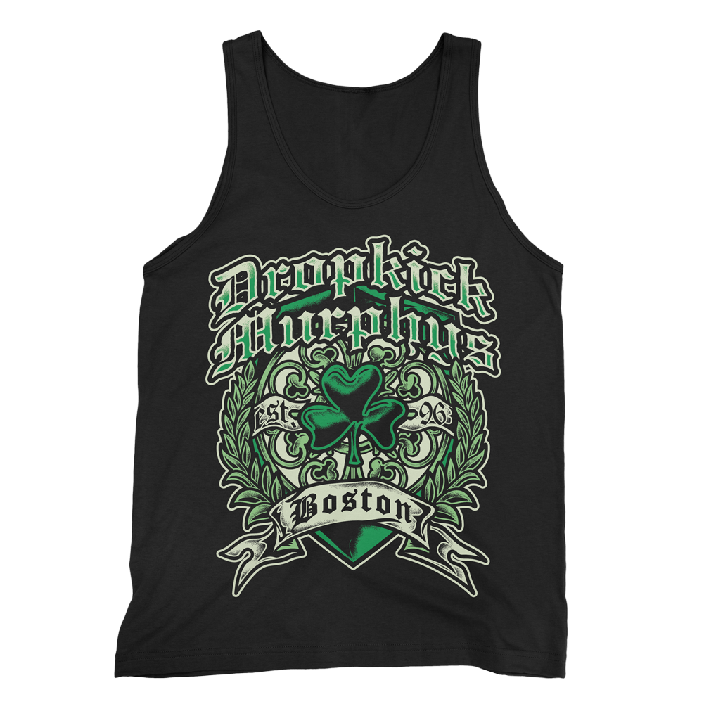 Dropkick Murphys - Boston Irish Heart Tank