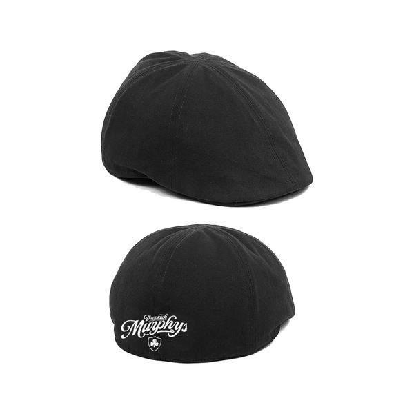 Dropkick Murphys - Boston's Finest Scally Hat (Black)