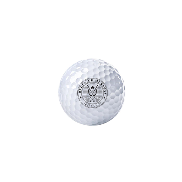 Dropkick Murphys - Laurel Crest Golf Ball (3 Pack)
