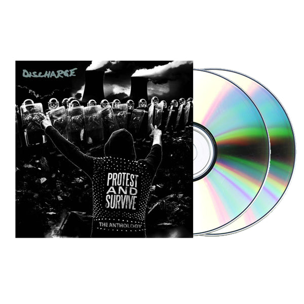 Discharge - Protest And Survive : The Anthology CD