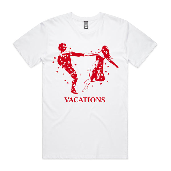 Vacations - Dancer Tee (White)