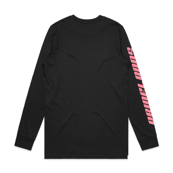 Pridelands - Dark Sources Longsleeve (Black) front
