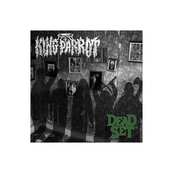 King Parrot - Dead Set CD