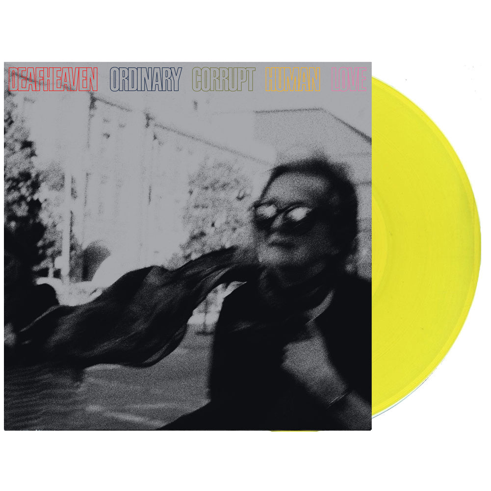 Deafheaven - Ordinary Corrupt Human Love 2LP (Clear & Solid Yellow Mixed)