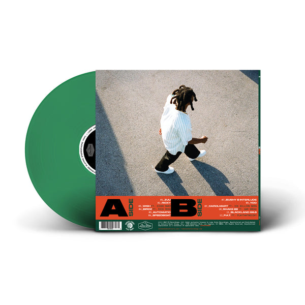 Denzel Curry - Zuu LP (Green 180gram) Back