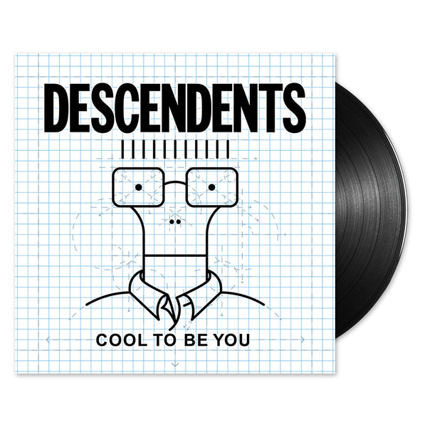 Descendents Cool To Be You LP Black