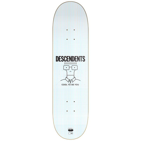 Descendents - Cool To Be You Skate Deck (Limited Edition)
