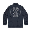 Luca Brasi - Devil Windbreaker (Navy) back