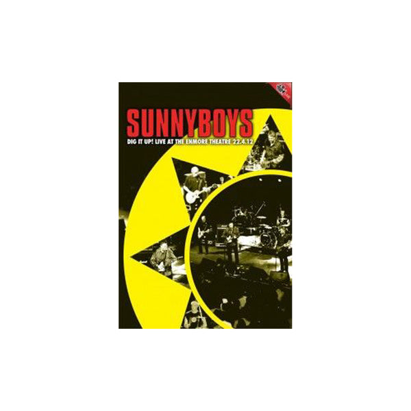 Sunnyboys - Dig It Up DVD