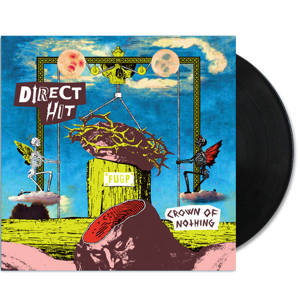 Direct Hit - Crown of Nothing LP (Black)