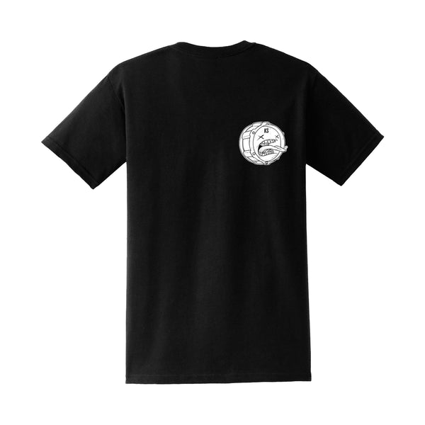 Kye Smith - Drum Logo Tee (Black)