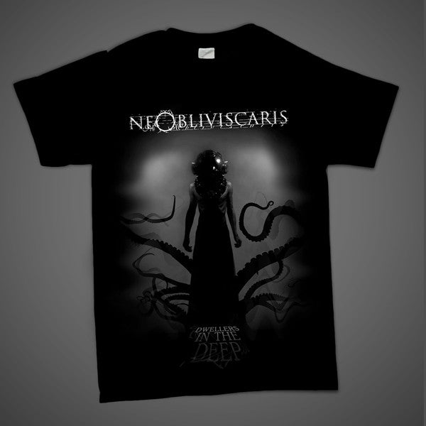 Ne Obliviscaris - Dwellers T-shirt (Black)