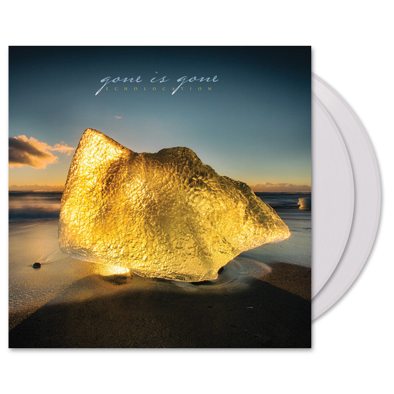 Gone Is Gone Echolocation 2LP White