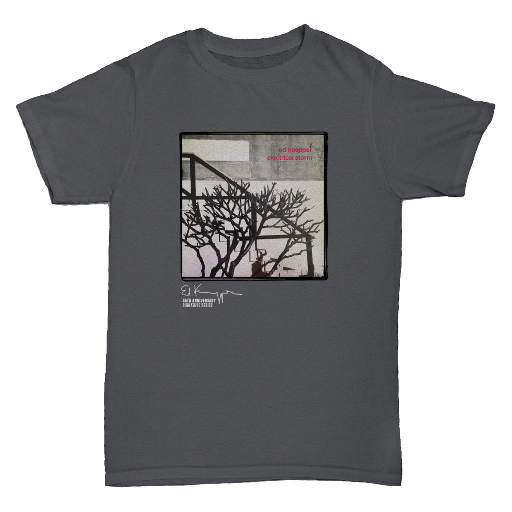 Ed Kuepper - Electrical Storm T-shirt (Charcoal)