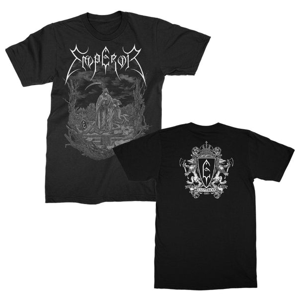 Emperor - Luciferian T-shirt (Black)