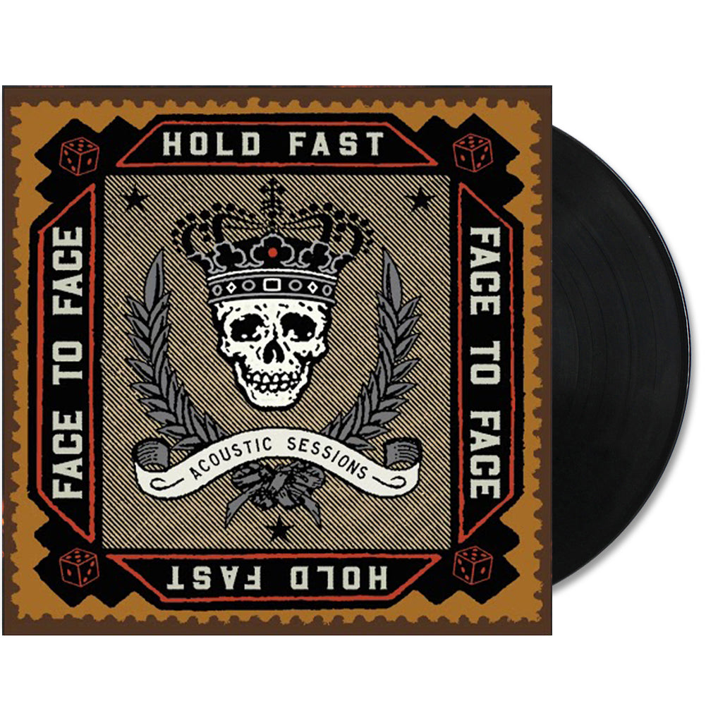 Face To Face - Hold Fast LP (Black)