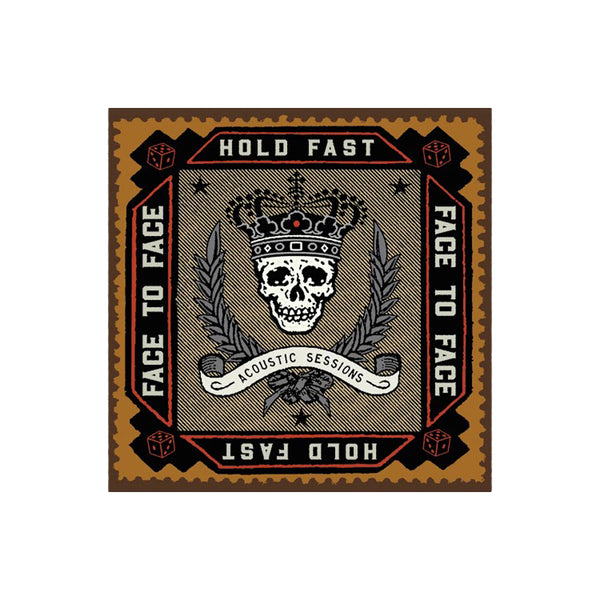 Face To Face - Hold Fast CD