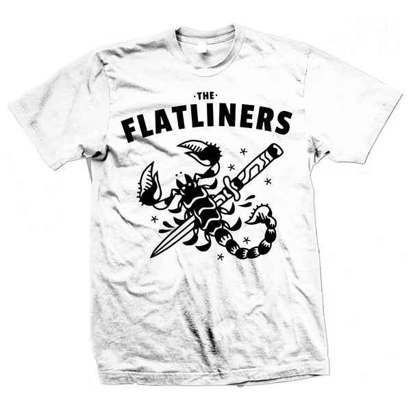 The Flatliners - Scorpion T-Shirt