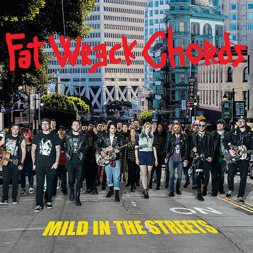 Various Artists - Mild In The Streets: Fat Music Unplugged CD