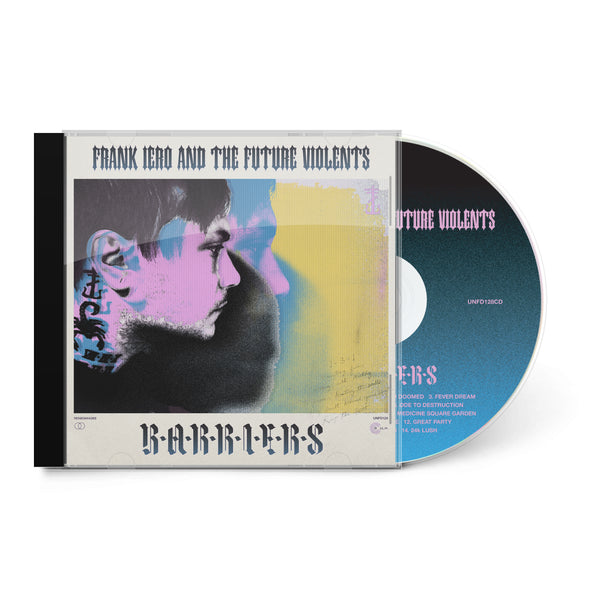 Frank Iero and the Future Violents - Barriers CD