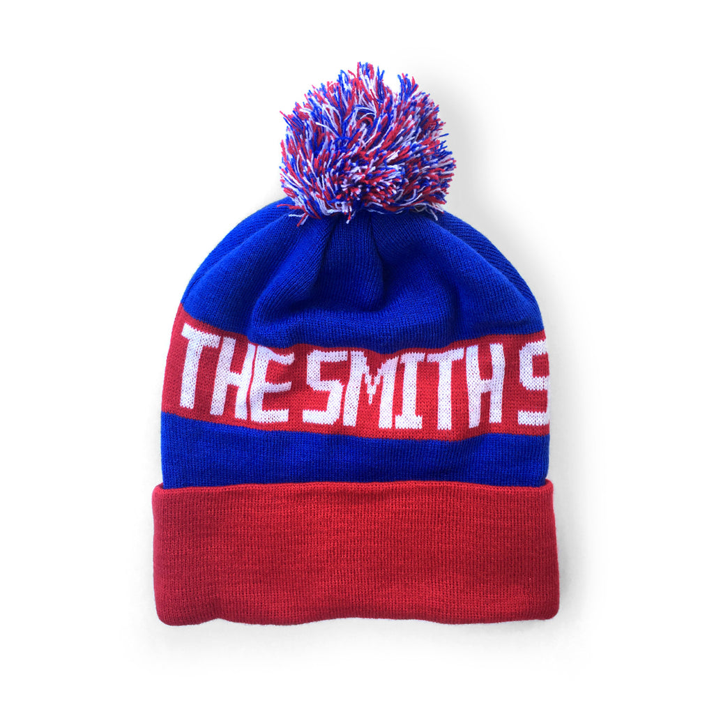 The Smith Street Band - Footscray Beanie (Royal Blue/Red/White)