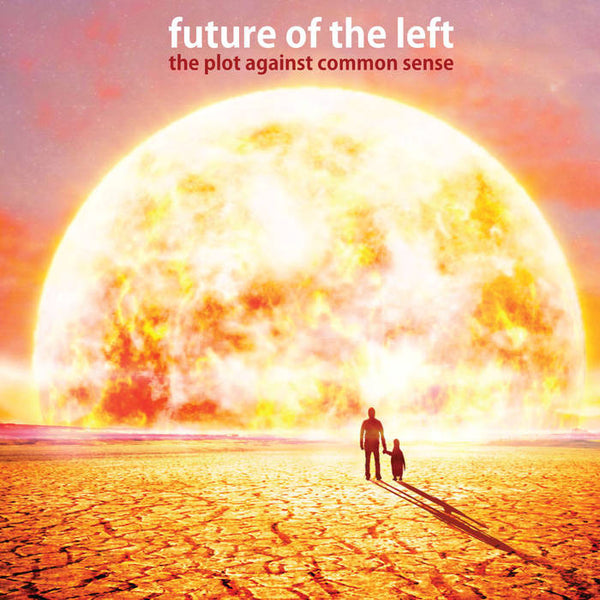 Future Of The Left The Plot Against Common Sense CD