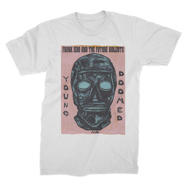 Frank Iero and the Future Violents - Young and Doomed T-shirt (White)