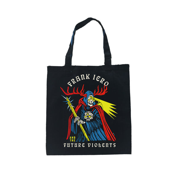 Frank Iero and the Future Violents - Reaper Tote Bag (Black)