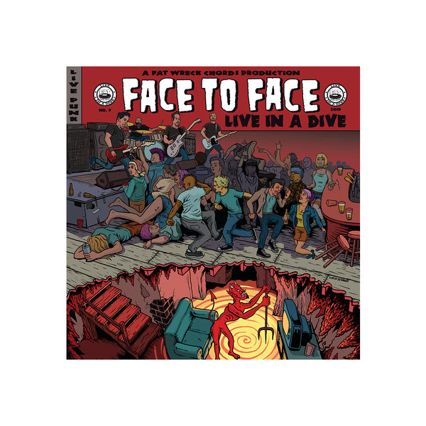 Face To Face - Live In A Dive CD