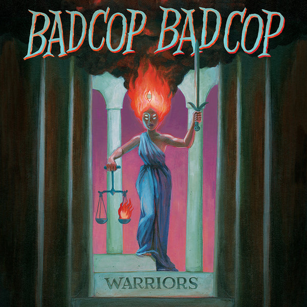 Bad Cop/Bad Cop - Warriors CD
