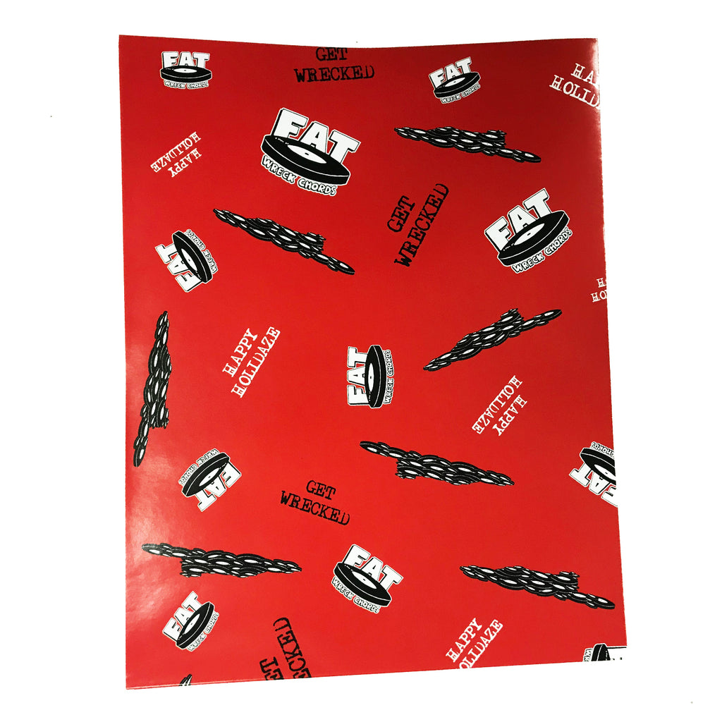 Fat Wreck Chords - Wrapping Paper