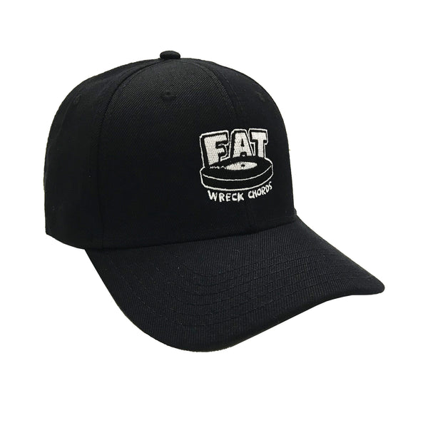 Fat Wreck Chords - Fat Logo Snapback Hat - Side view