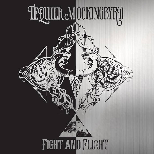 Tequila Mockingbyrd - Fight and Flight CD