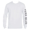 Vera Blue long sleeve T-shirt white front