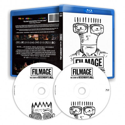 Filmage (Bluray/DVD)