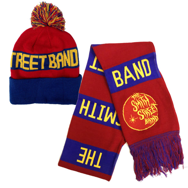 The Smith Street Band - Fitzroy Scarf & Beanie