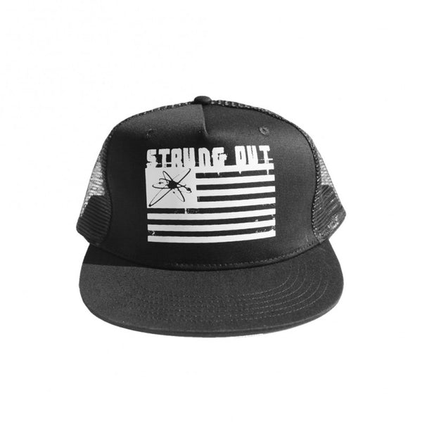 Flag Logo Trucker Hat