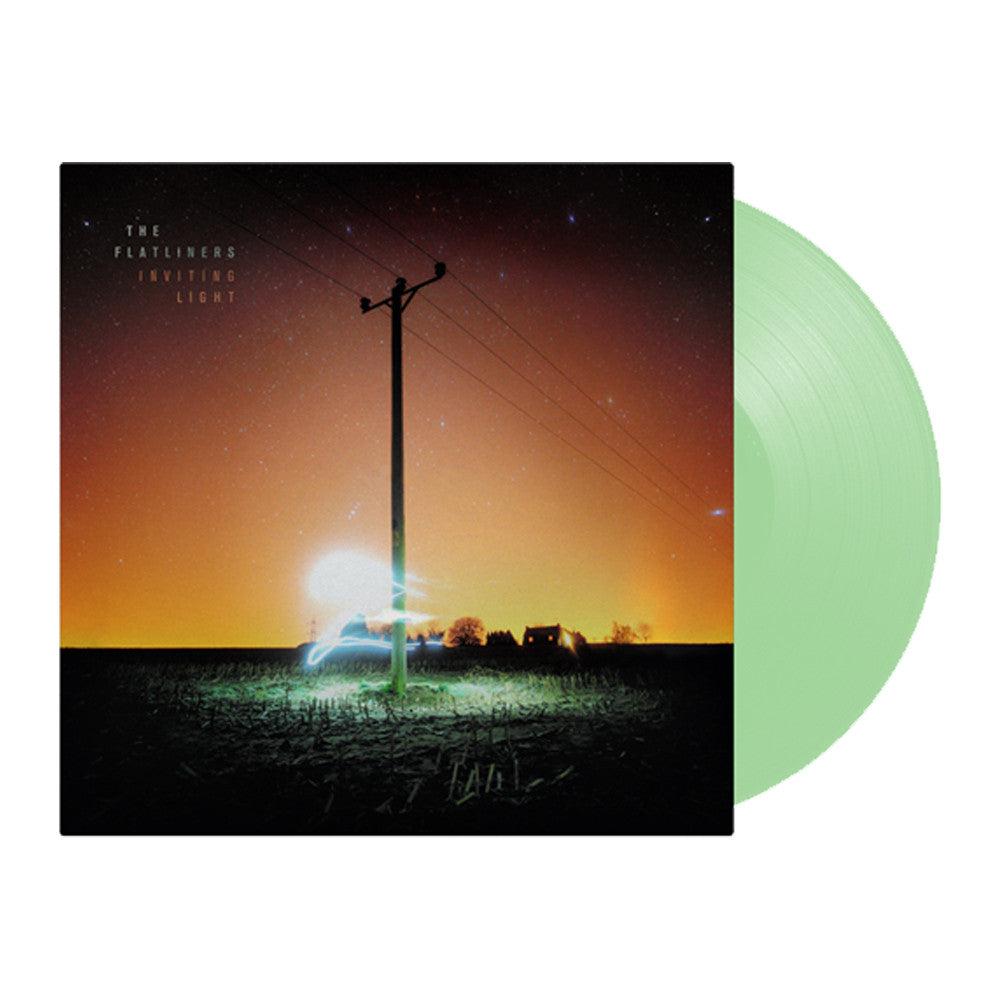 The Flatliners - Inviting Light LP (Doublemint Green)