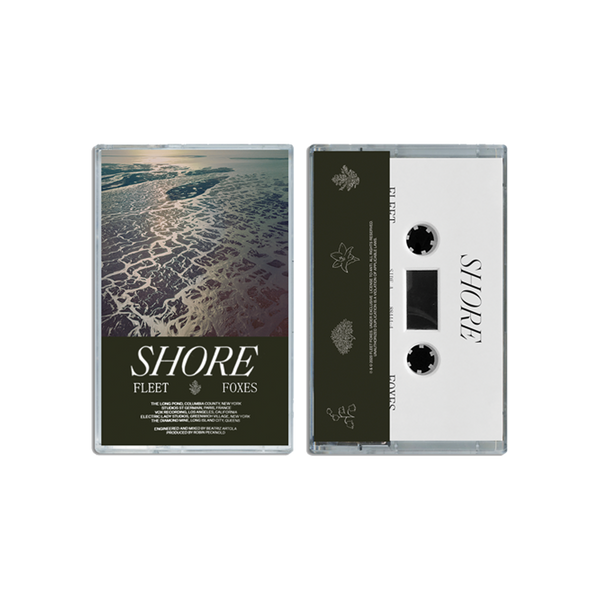 Fleet Foxes - Shore Cassette