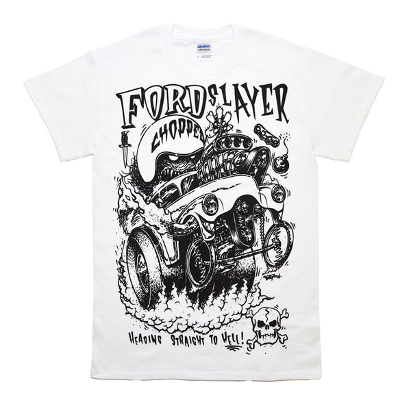 Ford Slayer T-shirt White
