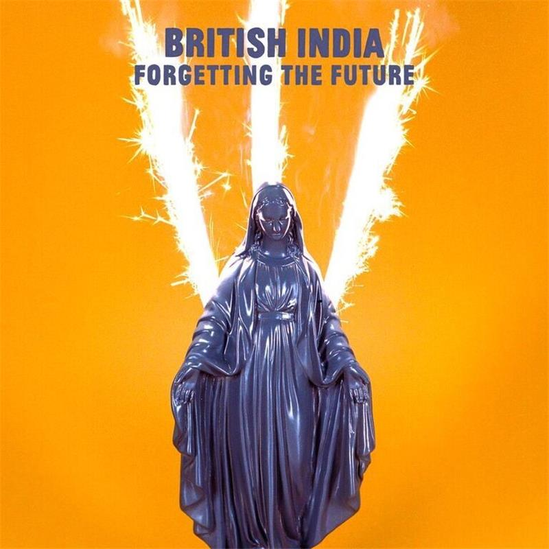 British India - Forgetting The Future CD