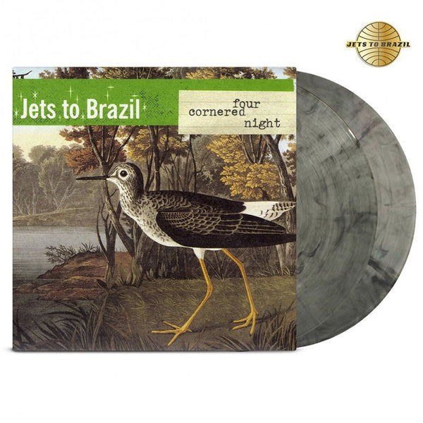 Jets To Brazil - Four Cornered Night 2LP (Clear/Black)