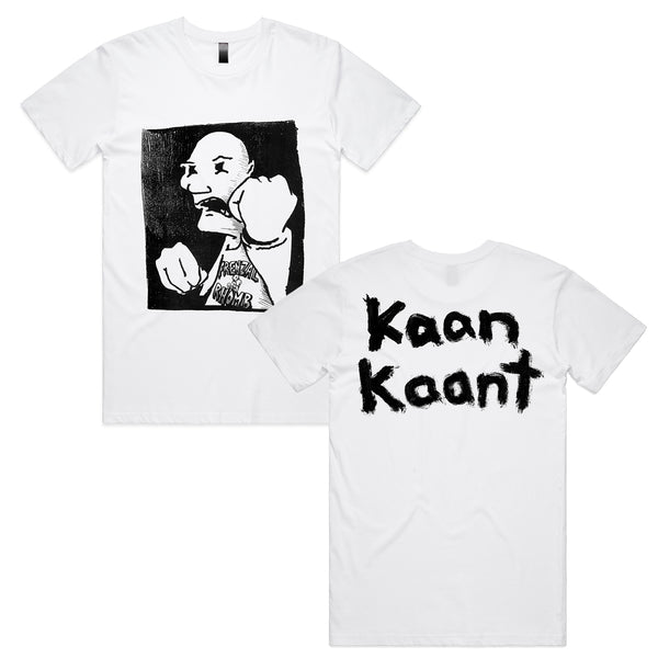 Frenzal Rhomb - Kaan T-Shirt (White)