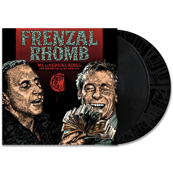 Frenzal Rhomb - We Lived Like Kings: The Best of 2LP (Black)