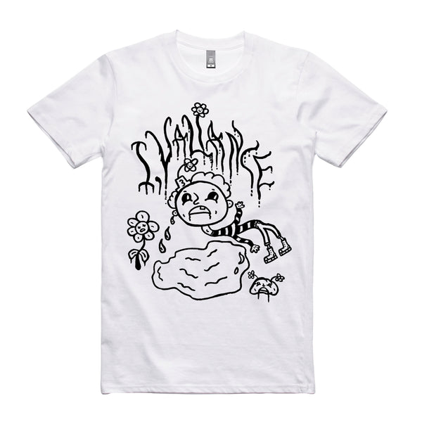 I Valiance - Friends Tee (White)