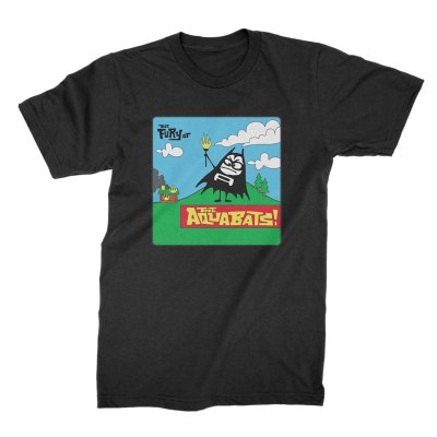 The Aquabats - Fury Bat 97 Tee (Black)