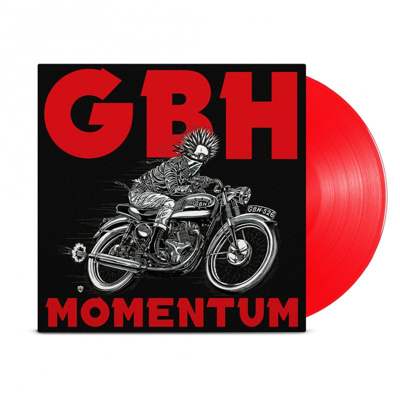 GBH - Momentum LP (Red)