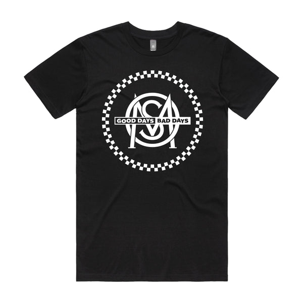 Melbourne Ska Orchestra - Good Days Bad Days T-shirt (Black)