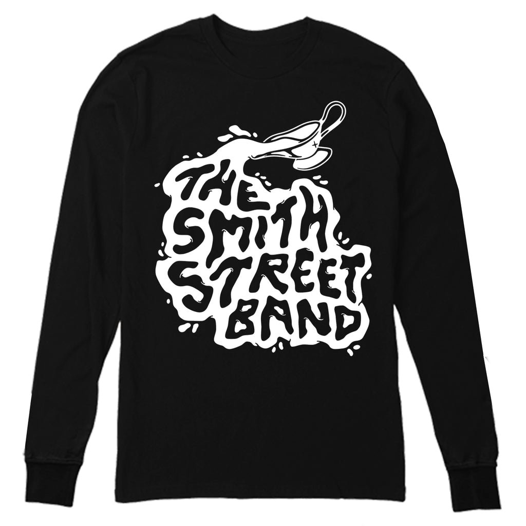 The Smith Street Band - Gravy Boat Longsleeve (Black)