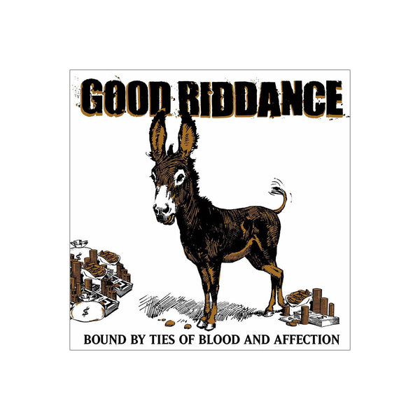 Good Riddance - Bound By Ties of Blood and Affection CD